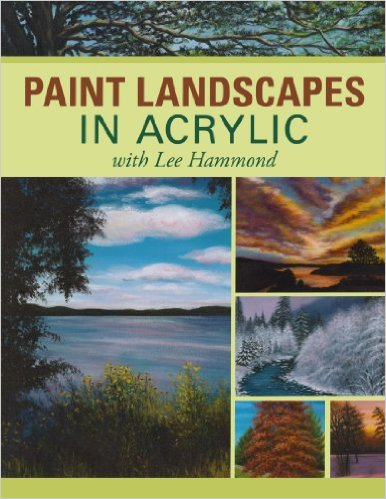 Paint Landscapes in Acrylic with Lee Hamond